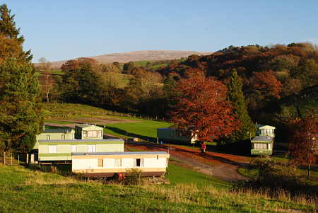 Static Caravans Sedberghg Cross Hall Farm Cautley