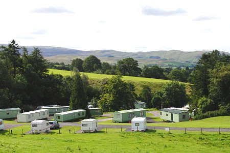 Cross Hall Farm Caravan Park Cumbria
