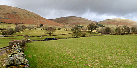 The Howgills Sedbergh Cumbria