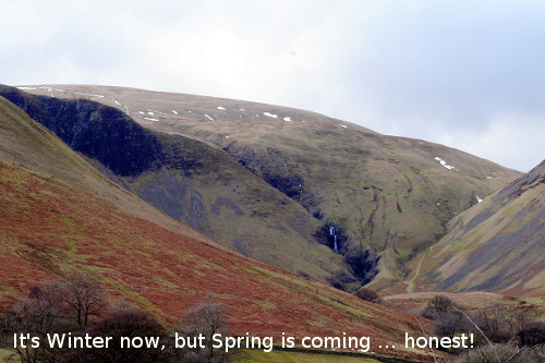 Cautley Spout, near Sedbergh, Cumbria