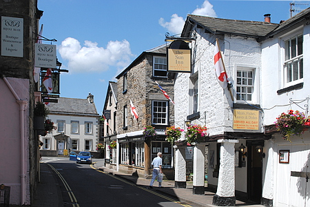 Kirkby Lonsdale Cumbria